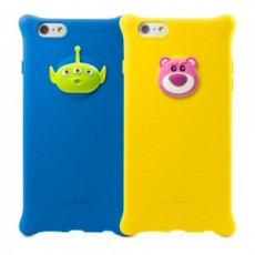 【Bone】i Phone 6Plus 玩具總動員泡泡保護套