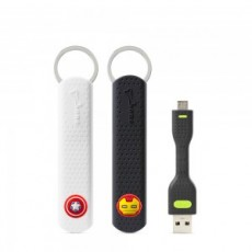 【Bone】LinKey micro USB 復仇者聯盟充電傳輸鑰匙圈