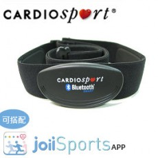 CARDIOSPORT TP3 藍芽心率胸帶-黑色