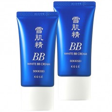 《KOSE 高絲》 雪肌精 防護淨白BB霜#01明亮膚色(30g) x 兩入裝