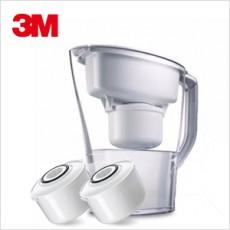 【買一組送一組】 3M SP3000濾水壺-即淨長效系列 (內含一壺二濾心)↘644元起
