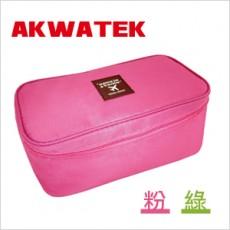 特價【AKWATEK】多功能旅行內衣收納包-超值2入(顏色隨機)