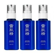 KOSE 高絲 雪肌精 乳液70mL<三入/組>(裸裝瓶)