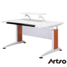 【亞梭傢俬】DL全能桌-鋼琴烤漆桌面