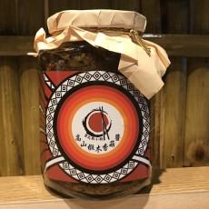 高山椴木香菇醬(350g/瓶)