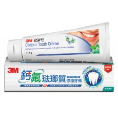 【3M】鈣氟琺瑯質修復牙膏(24入/箱)