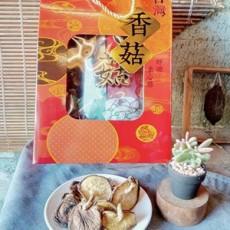 椴木香菇(盒裝)300g