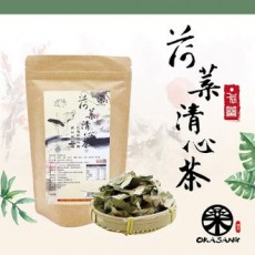 O卡桑の裸食代-荷葉清心茶X5袋(30包/袋)