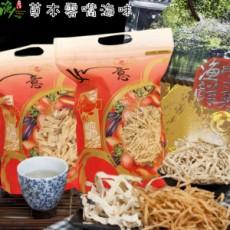 【台江漁人】草本零嘴海味家庭號系列600g*2包