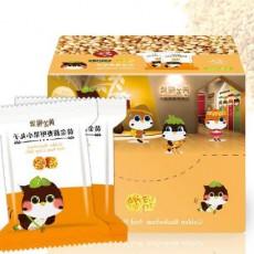 【玉民】蕎麥堅果脆丸子 (20g/包;共 10 包) 免運